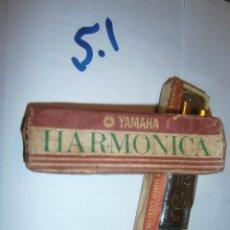 Instrumentos musicales: ANTIGUA ARMONICA YAMAHA SOLOIST Nº 10. Lote 292363908