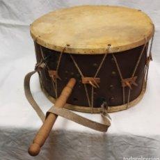 Instrumentos musicales: TAMBOR ARTESANÍA MALLORCA. Lote 292406718
