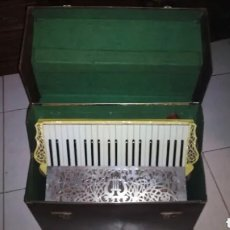 Instrumentos musicales: EXTRAORDINARIA ACORDEON 1° CALIDAD , VER FOTOS Y DESCRIPCION. Lote 292511923