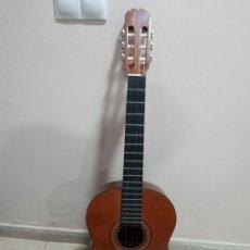 Instrumentos musicales: ANTIGUA GUITARRA ESPAÑOLA ADMIRA MODELO MARÍA CON SU FUNDA PARA GUARDARLA Y PODER TRANSPORTARLA. Lote 292609198