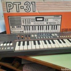 Instrumentos musicales: ORGANO TECLADO CASIO PT-31. Lote 293413893
