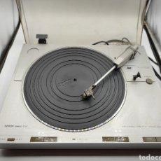 Instrumentos musicales: DENON - DP-21F QUARTZ TOCADISCOS. Lote 293427633