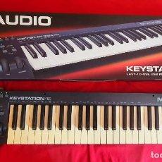 Instrumentos musicales: PIANO KEYSTATION 49 M-AUDIO SIN PROBAR. Lote 293433448