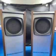 Instrumentos musicales: AKAI SW-35 JET ROAD SYSTEM SPEAKERS. Lote 293435568
