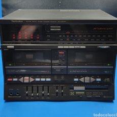Instrumentos musicales: TECHNICS SA X22 WR RADIO CASSETTE VINTAGE FM AM. Lote 293438138