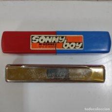Instrumentos musicales: ARMONICA SONNY BOY (5341/21). Lote 293582628
