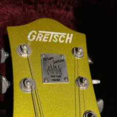 Instrumentos musicales: GRETSCH HOT ROD BRIAN SETZER. Lote 293742788