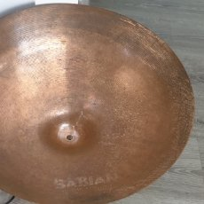 "Instrumentos musicales: SABIAN B8 PRO MEDIUM RIDE 20"" -. Lote 293886283"