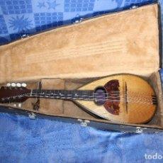 Instrumentos musicales: MANDOLINA NAPOLITANA PRINCIPIOS SIGLO XX. Lote 294053998