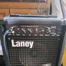 Instrumentos musicales: AMPLIFICADOR LANEY LX12. Lote 294448508