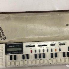Instrumentos musicales: TECLADO CASIO VL-TONE. EN FUNDA ORIGINAL. Lote 294836318