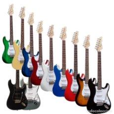 Instrumentos musicales: GUITARRA ELECTRICA STRATOCASTER. Lote 294845273