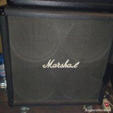 Instrumentos musicales: PANTALLA MARSHALL VS4X12. Lote 294851773