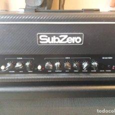 Instrumentos musicales: CABEZAL SUB-ZERO. Lote 294854303