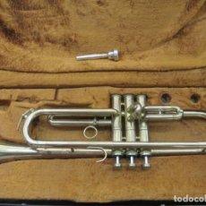 Instrumentos musicales: TROMPETA AMATI. Lote 294995698