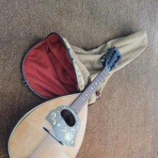 Instrumentos musicales: ANTIGUA CÍTARA CON FUNDA. Lote 295025718
