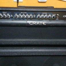 Instrumentos musicales: CABEZAL CRATE GT1200H. Lote 295336933