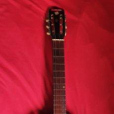 Instrumentos musicales: GUITARRA JUAN ESTRUCH BARCELONA-ESPAÑA TAL CUAL COMO SE VE EN FOTOS. Lote 295480208