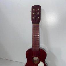 Instrumentos musicales: GUITARRA INFANTIL ANTIGUA MARCA ROCA. Lote 295711173
