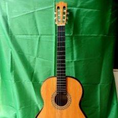 Instrumentos musicales: SPECIAL HUNGARIAN MASTERGUITAR BY VISZKELETI SANDOR 2002. Lote 295820253