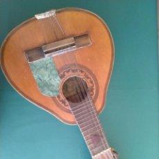 Instrumentos musicales: BANDURRIA ANTIGUA ANDRÉS MARÍN. Lote 296909753