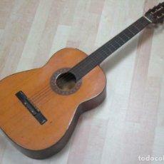 Instrumentos musicales: MAGNIFICA GUITARRA NECK GUITARRA, CONCIERTO IDEAL CAMPAÑA O SENDERISMO. Lote 296916068