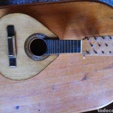 Instrumentos musicales: BANDURRIA ANTIGUA. Lote 297032833