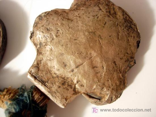 Joyeria: COLLAR NEPALÍ - PLATA - S. XVII - - Foto 6 - 26286659