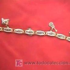 Joyeria: PULSERA ORO TOLEDO. Lote 6588476
