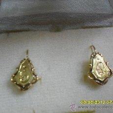 Joyeria - Pendientes oro ley .18k - 104949280