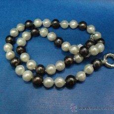 Joyeria - collar perlas cultivadas -cierre plata - 36920200