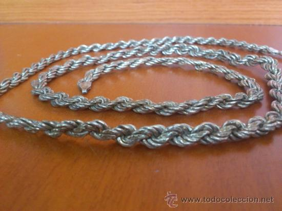 51f72f252edd Joyeria  Cordón de plata de ley ( 925 )