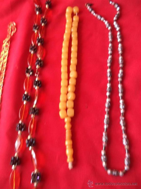 Joyeria: lote collares y varios con plata - Foto 3 - 42525807