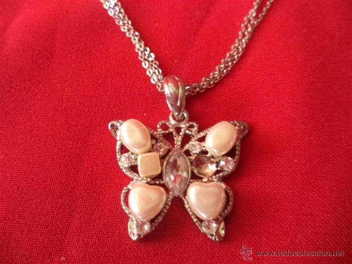 Joyeria: collara mariposa - Foto 2 - 42525841