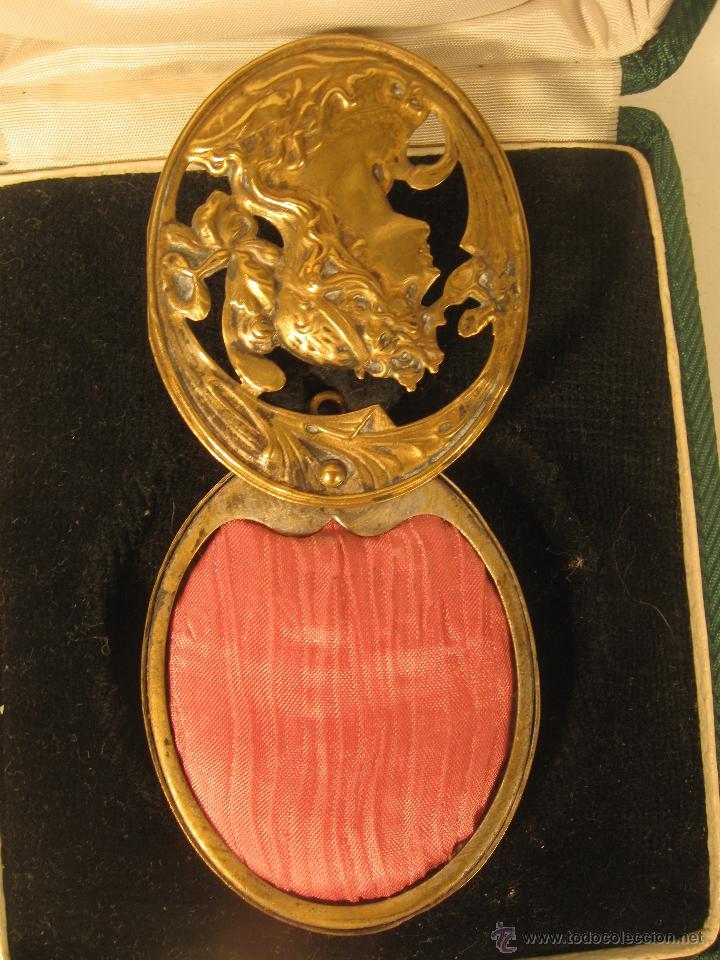 Joyeria: Precioso guardapelo Art nouveau. - Foto 5 - 43667540