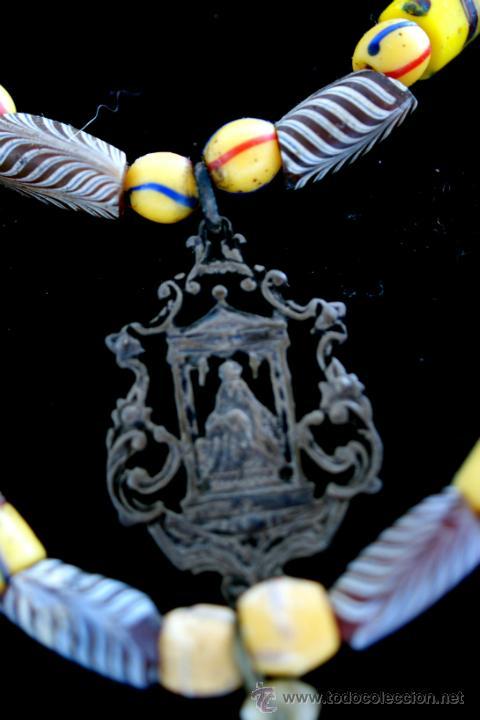 Joyeria: COLLARADA REGIONAL - COLLAR DE PECHERA - DIFERENTES ÉPOCAS - S. XVII - XVIII- XIX - Foto 4 - 46208859