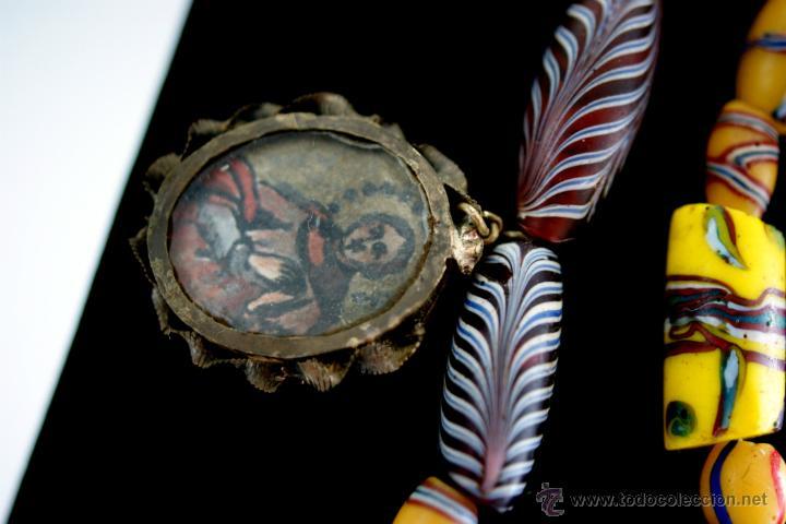Joyeria: COLLARADA REGIONAL - COLLAR DE PECHERA - DIFERENTES ÉPOCAS - S. XVII - XVIII- XIX - Foto 10 - 46208859