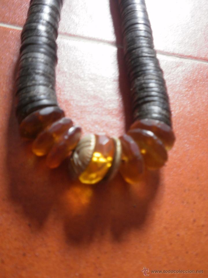 COLLAR ÉTNICO (Joyería - Collares Antiguos)