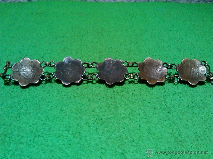 Joyeria: Lote pulsera de bronce bulgara de principios de siglo - Foto 2 - 47957831