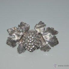 Jewelry - BROCHE DE PLATA DE LEY 925 RACIMO - 48483178