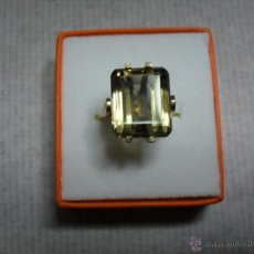 Joyeria - Sortija oro ley 18K - 48903721