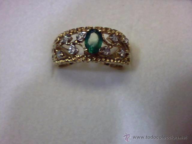Joyeria: esmeralda y brillantes - Foto 2 - 50630412