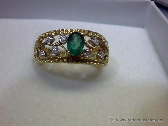 Joyeria: esmeralda y brillantes - Foto 3 - 50630412