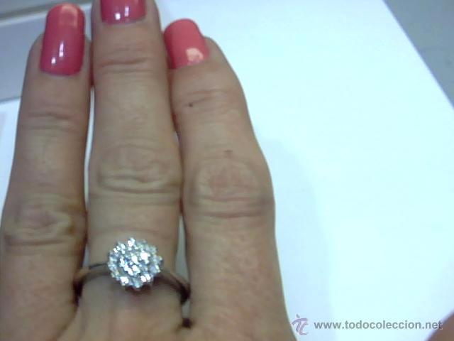 Joyeria: oro y diamantes talla brillante - Foto 2 - 52500585