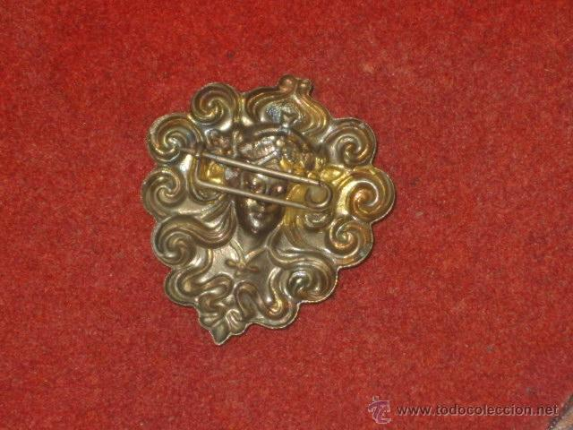 Joyeria: ANTIGUO BROCHE MODERNISTA. - Foto 5 - 53842790