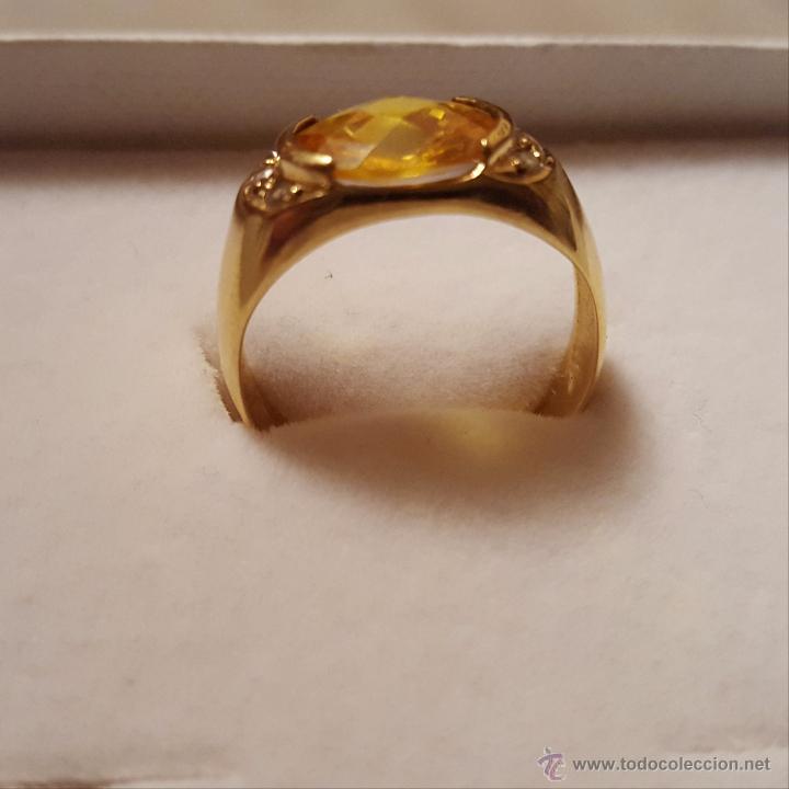 Joyeria: Bonito anillo de oro 18k - Foto 3 - 53891941