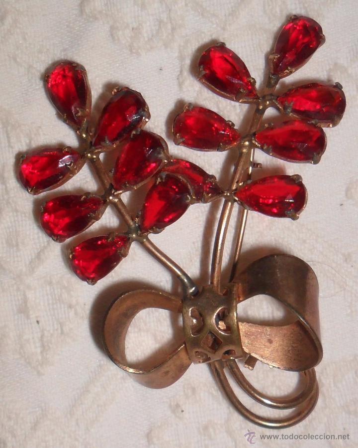 Joyeria: Antiguo broche / prendedor modernista - Foto 4 - 166263706