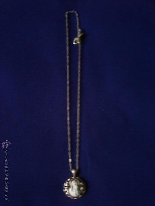 f27dcb18a9ea collar colgante de virgen con niño - Comprar Objetos Joyería Antigua ...
