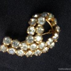 Joyeria - Bello broche con finos cristales brillantes de Bohemía - 57139978