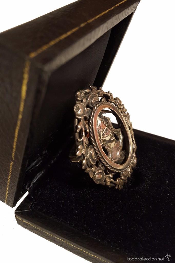 Joyeria: Broche de plata ley - Foto 3 - 57475841
